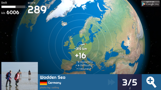 Globe Master 3D screenshot - germany