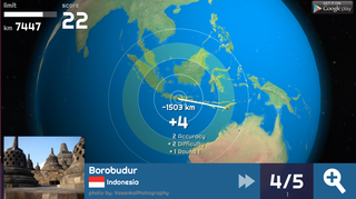 Globe Master 3D screenshot - southeast-asia