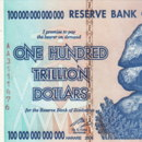 Which currency went through the worst hyperinflation ever recorded?