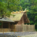 The first shrine building at Ise Grand Shrine in Japan was erected in the 7th century. All the buildings are wooden, yet still standing. How is that possible?