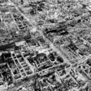 This photo of the totally destroyed city was taken in May 1945. Which city was that?
