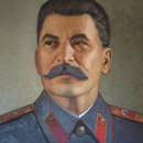 What nationality was Stalin?