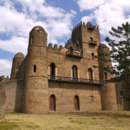 "This castle, known as ""African Camelot"", is inscribed as the UNESCO World Heritage Site. Where is it?"