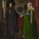 Who painted the Arnolfini Portrait?