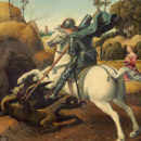 Which country has Saint George as its patron saint?