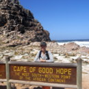 The southernmost tip of Africa is named the Cape of Good Hope. A hope for what it was?