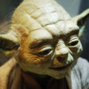 A man who created and voiced Yoda, created also another famous character. Which one?