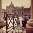 What is the total area of Vatican City?