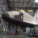 What was the name of the first and only Soviet space shuttle?