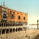 What kind of trade made Venice rich?