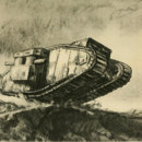 Which battle involved the first successful use of tanks?