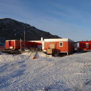What is the name of the Norwegian Antarctic station?
