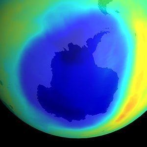 Why is the ozone hole dangerous?