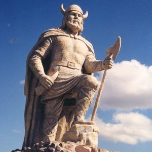 What event is taken as the beginning of the Viking Age?