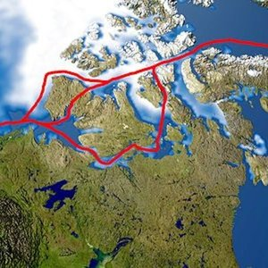 Who was the first to navigate the Northwest Passage? (sea route connecting the Atlantic and Pacific Oceans)