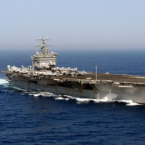 The USS Enterprise is a ship with the largest number of nuclear reactors. How many does she have?