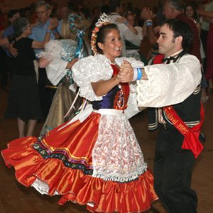 Where does Polka dance come from?