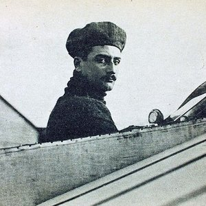 French Open, a major tennis tournament is named after French aviator Roland-Garros. What did he do?