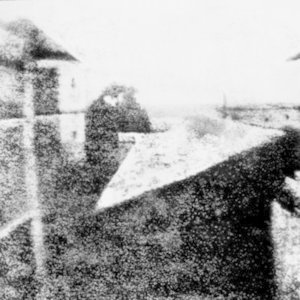 In which year was the earliest surviving photograph created?
