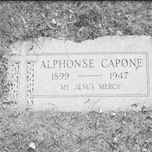 Where did Al Capone operate?