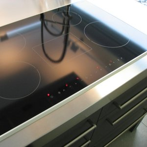 What kind of material is this cooktop made of?