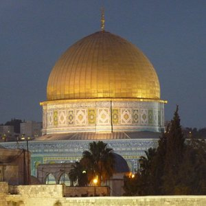Why is Jerusalem a holy city for Muslims?