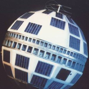 This is Telstar, the world's first communication satellite. What was named after it?