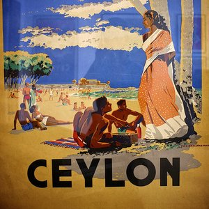Which country used to be called Ceylon?