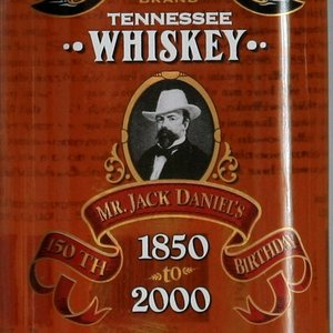 Which number is used as the most popular brand of Jack Daniel's whiskey?