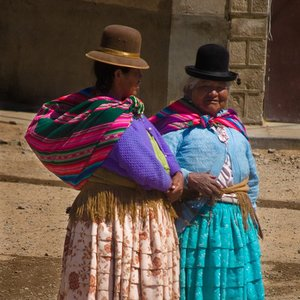 How many official languages are there in Bolivia?