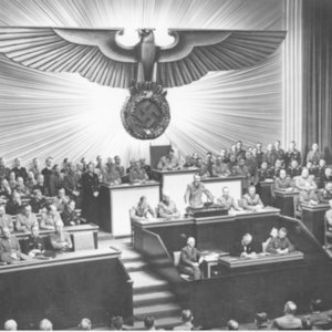 The Nazi regime called itself the III Reich. Which was the first?