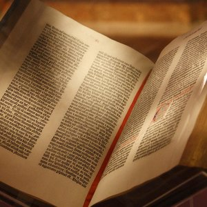 "What does the word ""Bible"" literally mean?"