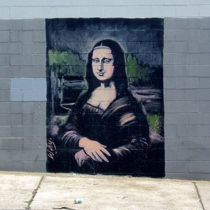 What is special about Mona Lisa?