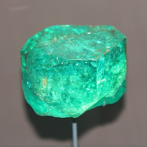 Where are emeralds found the most?