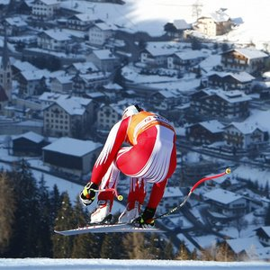 Which country won the most medals in the alpine skiing competitions at the Olympic Games throughout the whole history?