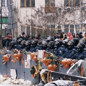 In which European country was the Orange Revolution?