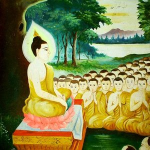 Where did Gautama Buddha live?