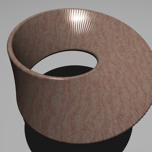 How many edges does a Möbius strip have?