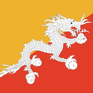 "What is the meaning of ""Druk Jul"", the official name of Bhutan?"
