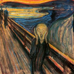 Who painted The Scream?