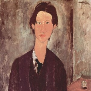 Who painted the Portrait of Chaim Soutine?