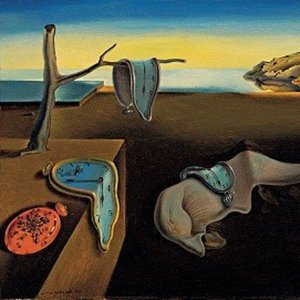 Who painted The Persistence of Memory?