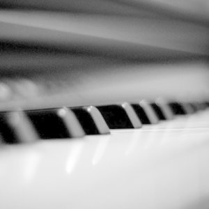 How many keys are there in a modern piano?