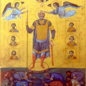 Which country was ruled by Basil II the Bulgar-slayer?