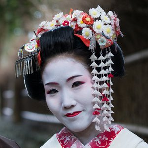 "What does the word ""geisha"" literally mean?"