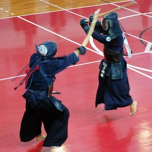"What does the word ""kendo"" literally mean?"