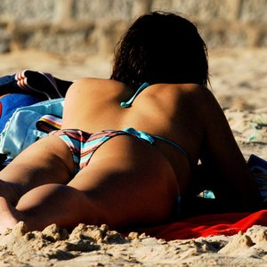 Which vitamin is produced in the skin during sun bathing?