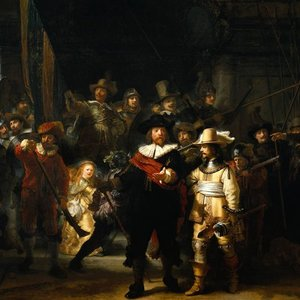 "Why is this famous painting called ""The Night Watch""?"