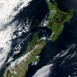 Who discovered New Zealand?