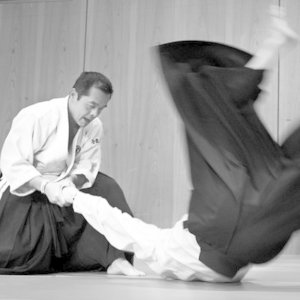 In which popular martial art there are no scored sparrings?